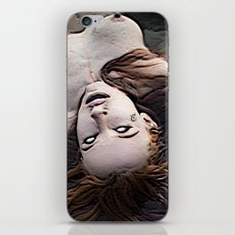 Salem Witch Dead In the Water iPhone Skin