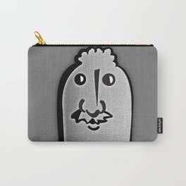 Tombstone Guy Carry-All Pouch
