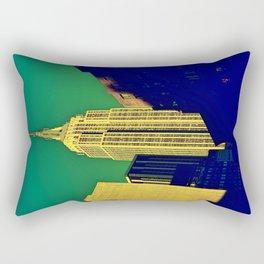 Artistic Empire Rectangular Pillow