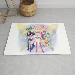 Sailor Moon Crystal Season 3 Rug