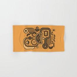 Nonsensical Doodle #3 Hand & Bath Towel