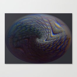 Sigularity Canvas Print