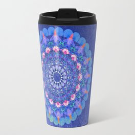 Good Night Mandala Travel Mug