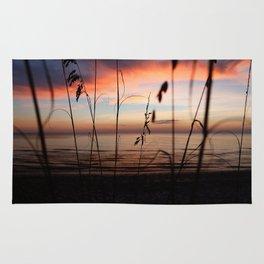 Sunset Sea Grass Rug
