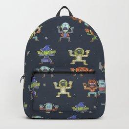 Halloween_pattern Backpack