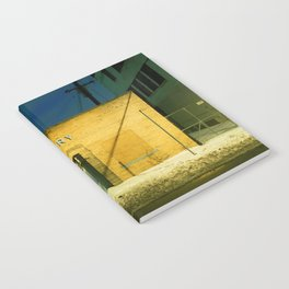 Lowry Building Notebook