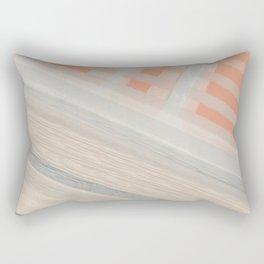 Art-Deco Lounge Rectangular Pillow