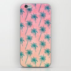 Palm Tree Pattern iPhone & iPod Skin