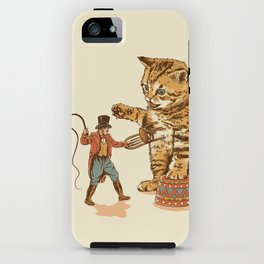 Training Day iPhone Case