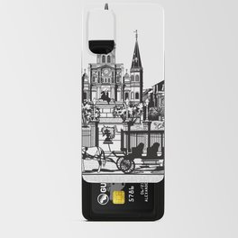 New Orleans Android Card Case