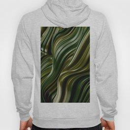 Green Wave Hoody