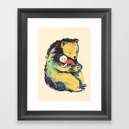 You Are My Best Friend Framed Art Print