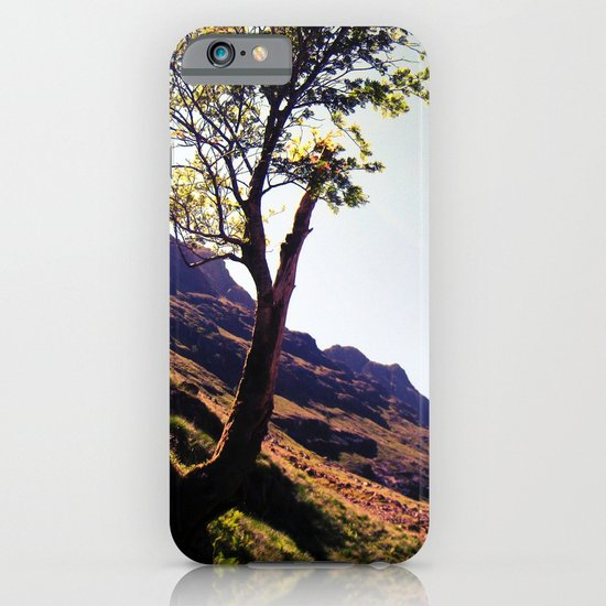 tree side. iPhone & iPod Case