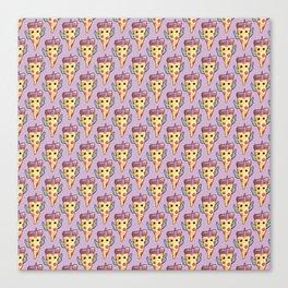 pizza unicorn #3 Canvas Print