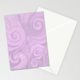 lavender II Stationery Cards
