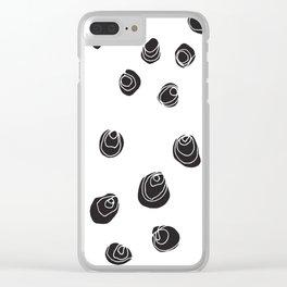 She Sells Seashells By the Seashore Clear iPhone Case