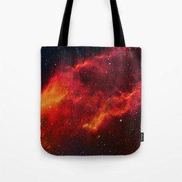 Nebula in Constellation Perseus Tote Bag