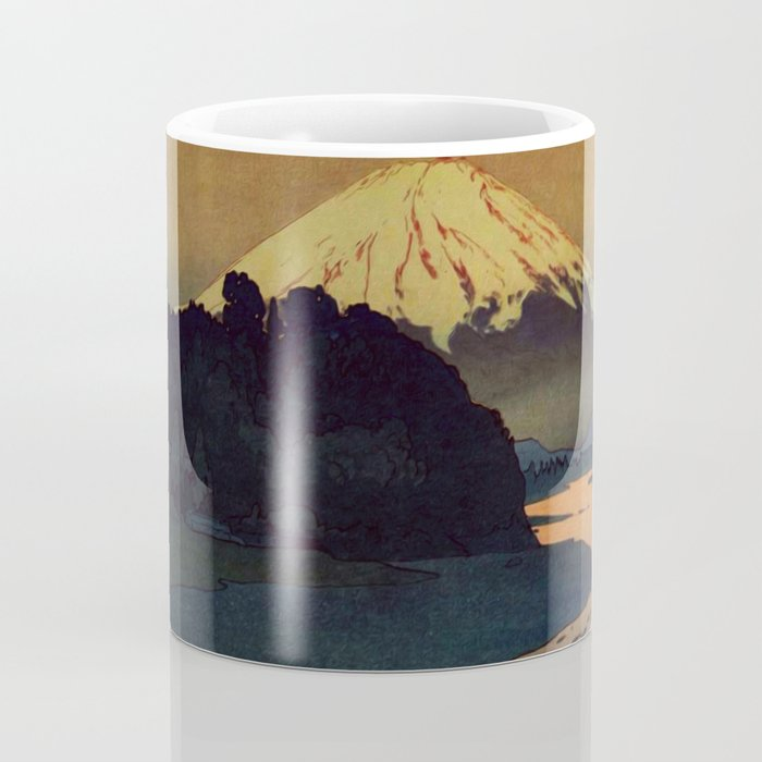 Sunset at Aga Coffee Mug