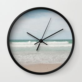 Afternoon Tide Wall Clock