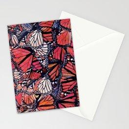Monarch Butterflies II Stationery Cards