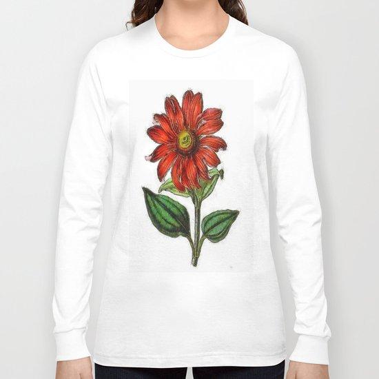 Coneflower Long Sleeve T-shirt