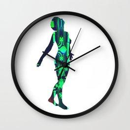 In Channeling Wall Clock