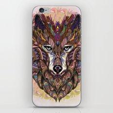 Shaman's Whisper iPhone & iPod Skin