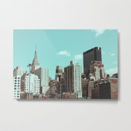 New York City VIII Metal Print