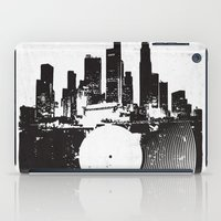 carnage iPad Cases featuring Urban Vinyl by Sitchko Igor