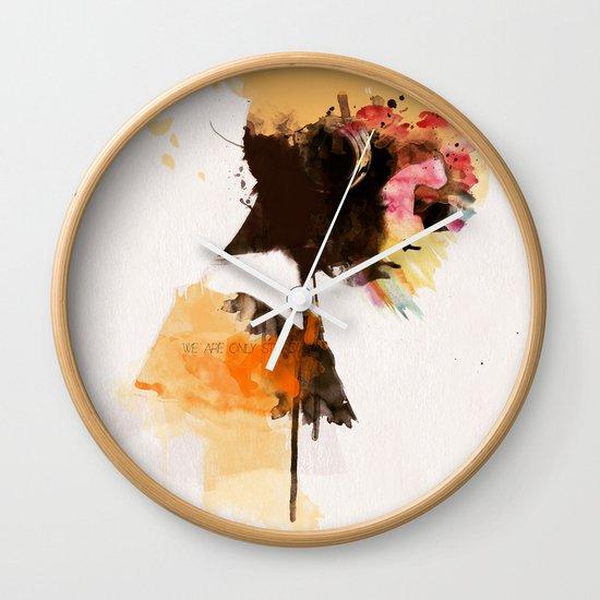 Stardust* Wall Clock