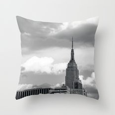 dimunitive empire... Throw Pillow