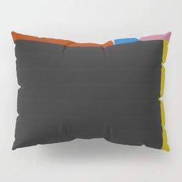 Mid Century Modern Vintage 12 Pillow Sham