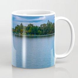 Sailing boats harbor Coffee Mug