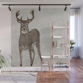 Buck Painting Wall Mural