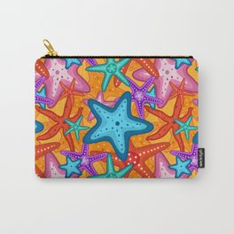 Starfish Pattern Design 2 Carry-All Pouch