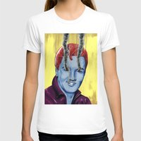elvis T-shirts featuring Elvis by FAMOUS WHEN DEAD