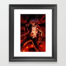 AZRYL Framed Art Print