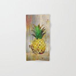 Pineapple Hand & Bath Towel