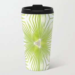 Palm Frond Play Travel Mug