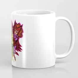 Vision + Scarlet Witch Coffee Mug