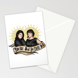 SSDGM Saints Stationery Cards