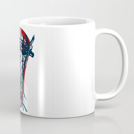 Lacrosse Vote Flow Coffee Mug