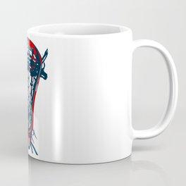 Lacrosse Vote Flow Coffee Mug