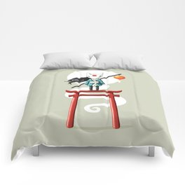 Torii 2 Comforters