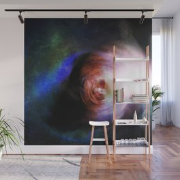A Point In the Universe Wall Mural