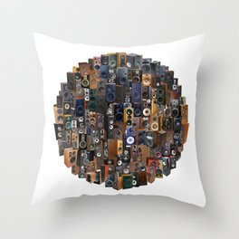 WOOFERS AND TWEETERS! Throw Pillow