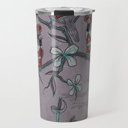 A Mission To Free A Country Travel Mug