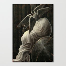 King Night Canvas Print