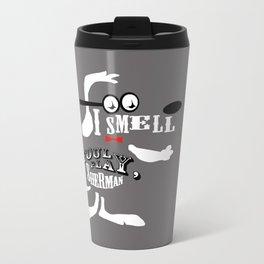 Mister Peabody Travel Mug