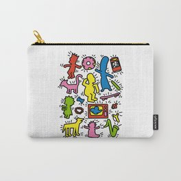Haring - Simpsons Carry-All Pouch
